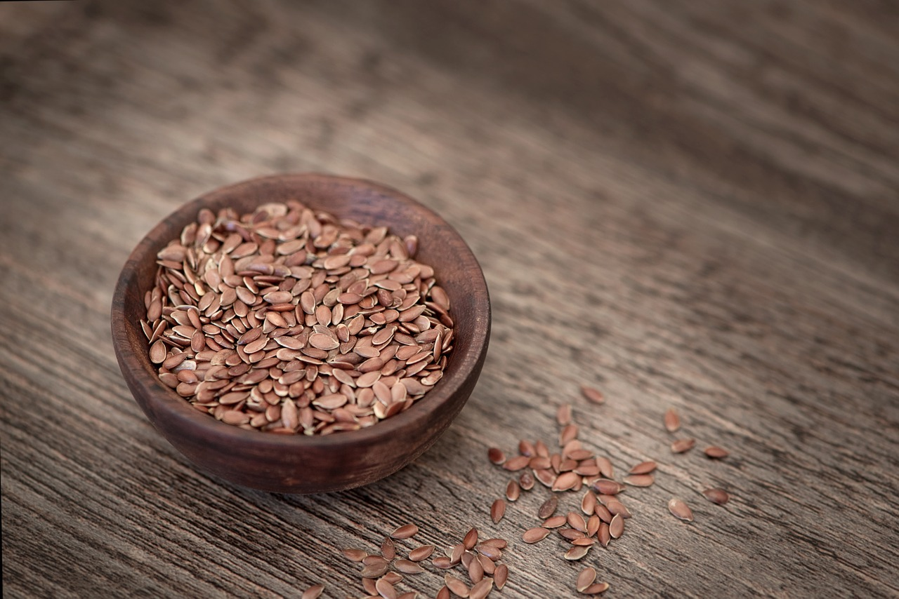 flaxseed recommendations for dogs