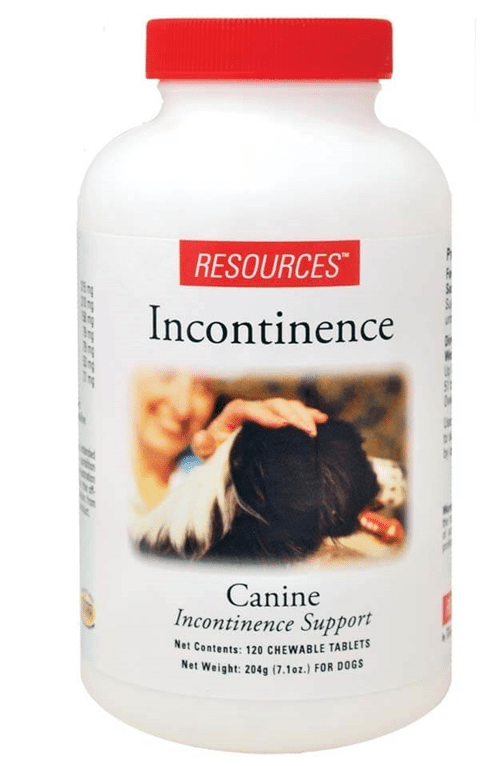 incontinence formula for dogs