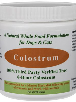 Canine Colostrum Powder