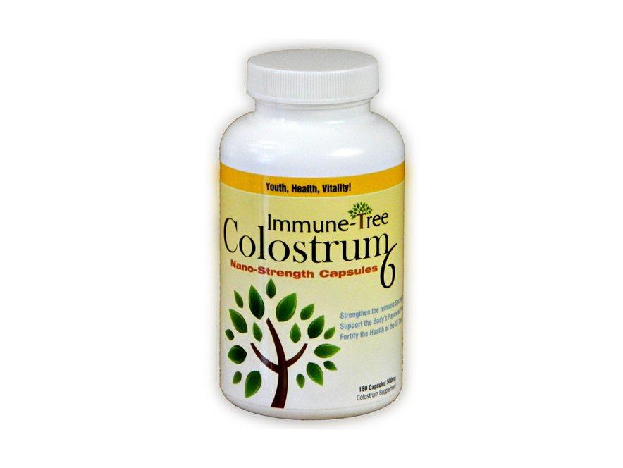 colostrum caps