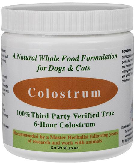 Canine Colostrum Powder