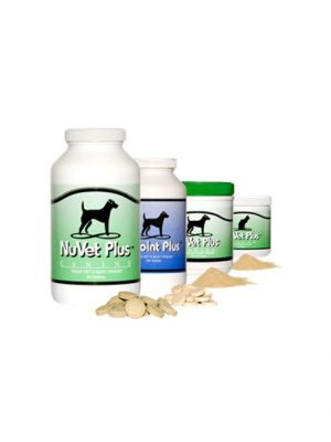 nuvet plus vitamin supplement for dogs 7