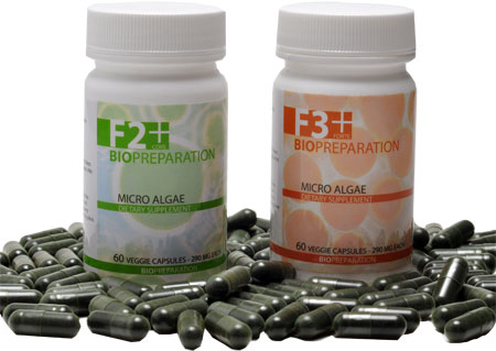 BioPreparation F2 F3 Green Algae For Dogs and Cats