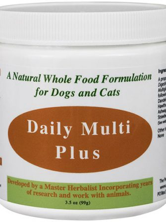 daily multivitamin powder for dogs