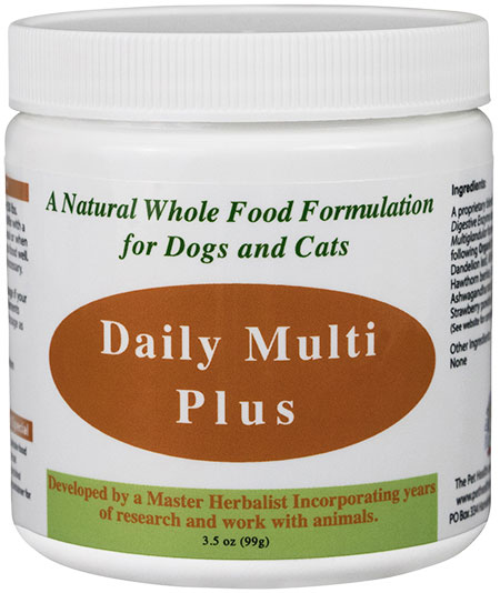 holistic daily multi complete vitamin for dogs