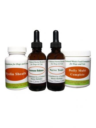 Degenerative Myopathy Pack for Nerve & Spine