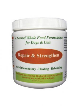 Repair and strengthen dog supplement