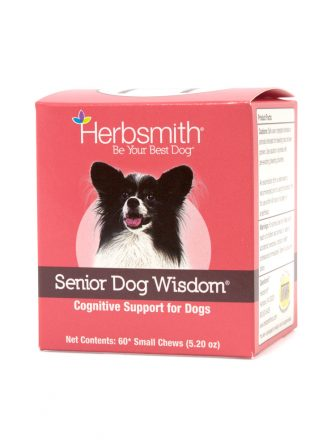 Senior Dog Wisdom 60 Small Chew Pack