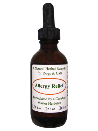 Natural Tonic for Environmental Allergies allergies, natural remedy