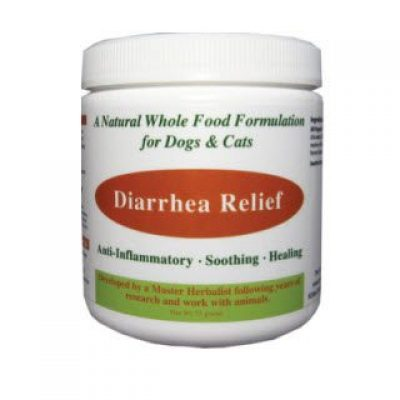 Complete Diarrhea Relief diarrhea, dog, dogs, natural, treatment