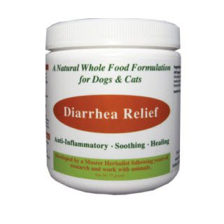 Diarrhea Relief Natural Relief formula for Dogs