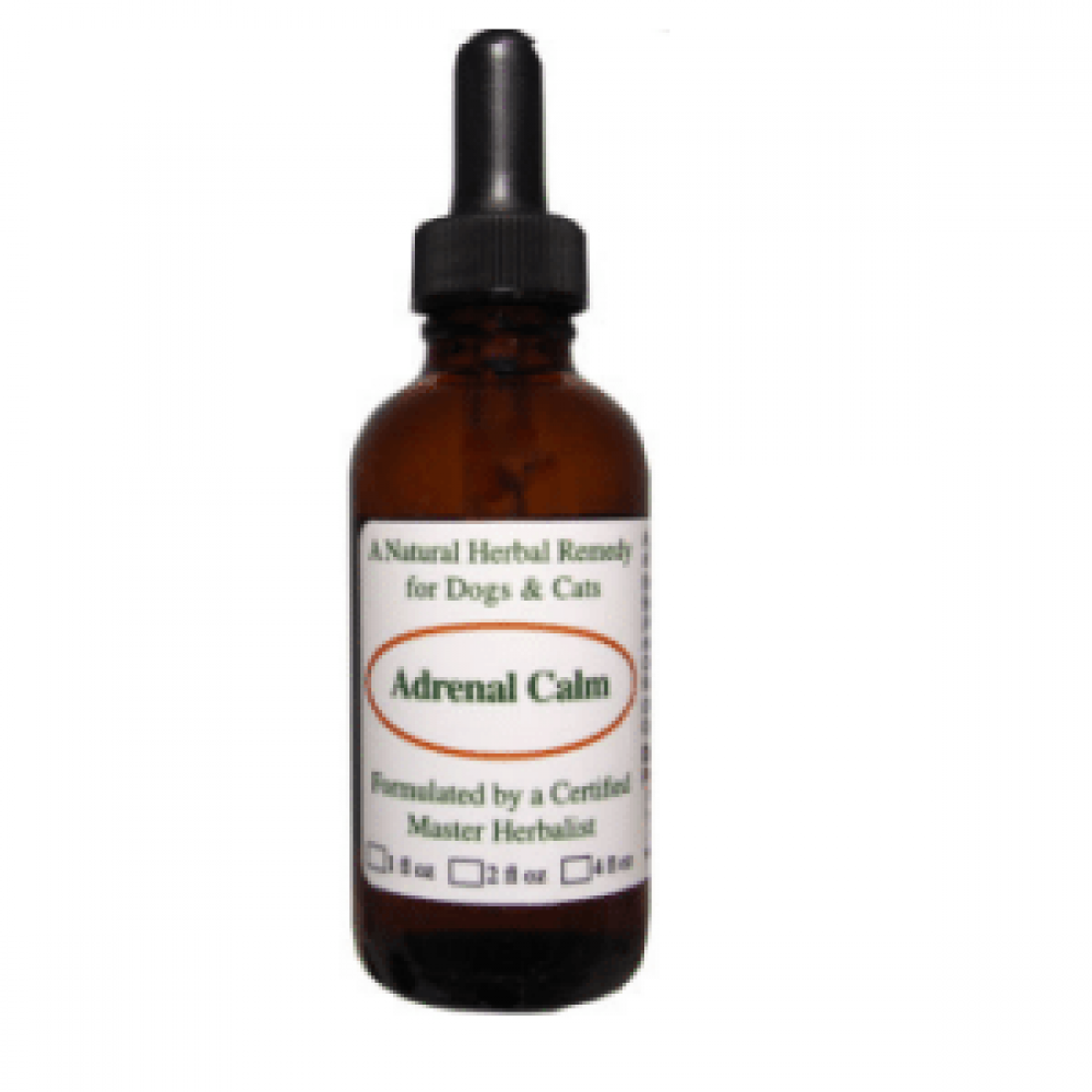 Organic Adrenal Gland Tonic for Dogs