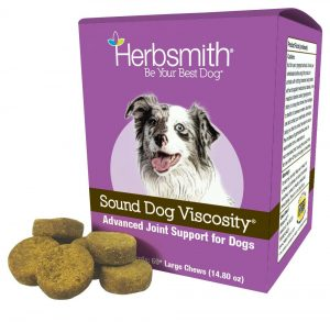 Viscosity Dog Chews – Advanced Pain Relief