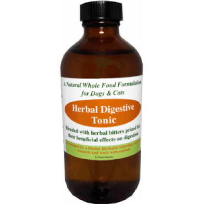 herbal digestive liver tonic for dogs