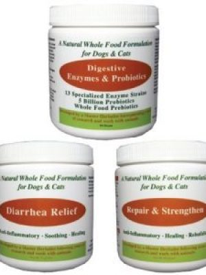 Core Bowel Treatment Package Colitis in dogs, IBD treatment dogs, IBS treatment dogs