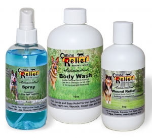 yeast infection treatment kit for dogs