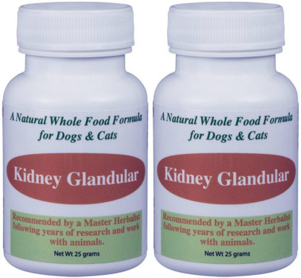 organic kidney glandular for dogs