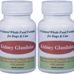Kidney Glandular Powder Twin Pack