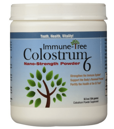 Using colostrum for immune health in dogs