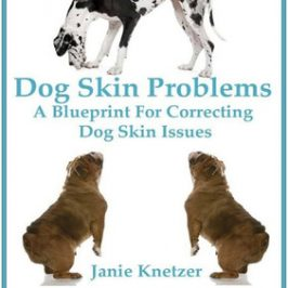 Free eBook For Dogs with Skin Problems
