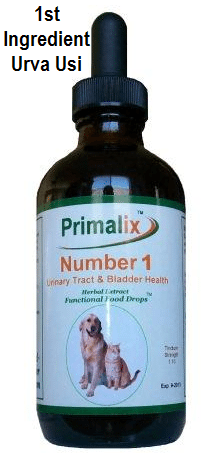 primalix for dogs with uti